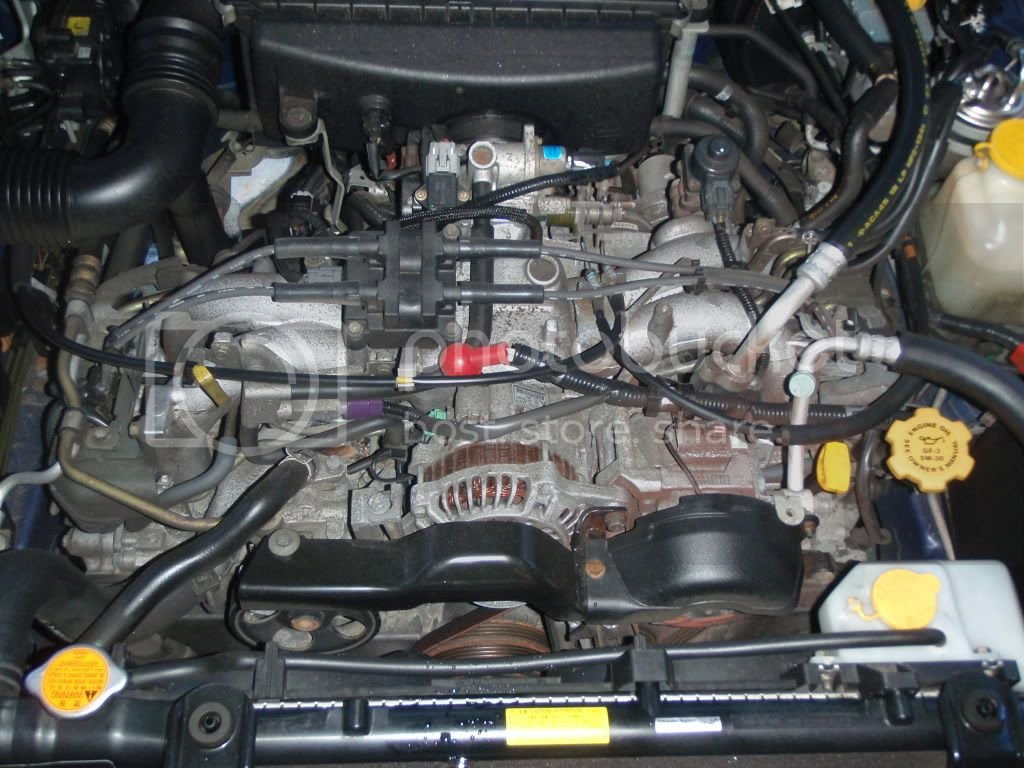 Forester X -> XT EJ255 swap | Subaru Forester Owners Forum