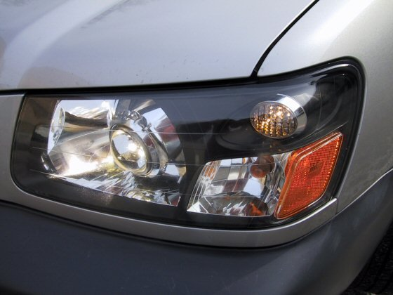 Projector Headlights | Subaru Forester Owners Forum