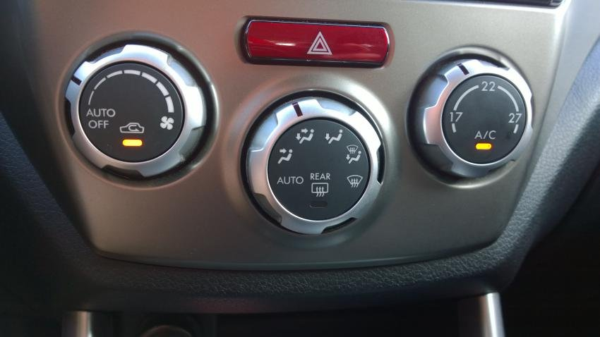 09-'13) - AC Compressor Turns On And Off every 10 sec | Subaru