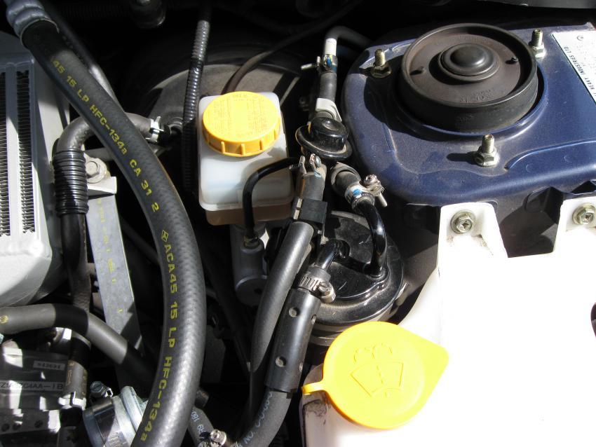greatest subaru: 2008 subaru impreza fuel filter location  greatest subaru