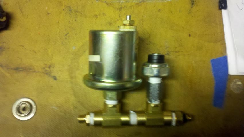 09-'13) - Oil Pressue Gauge Sender Install | Subaru Forester