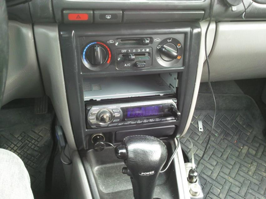 My console mod for double din | Subaru Forester Owners Forum