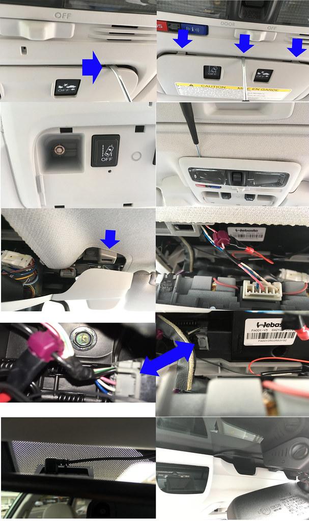 14-'18) - Dashcam Recommendations and Installation | Subaru