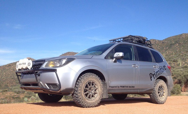14-'18) - Lifted 2016 Fozzy | Subaru Forester Owners Forum