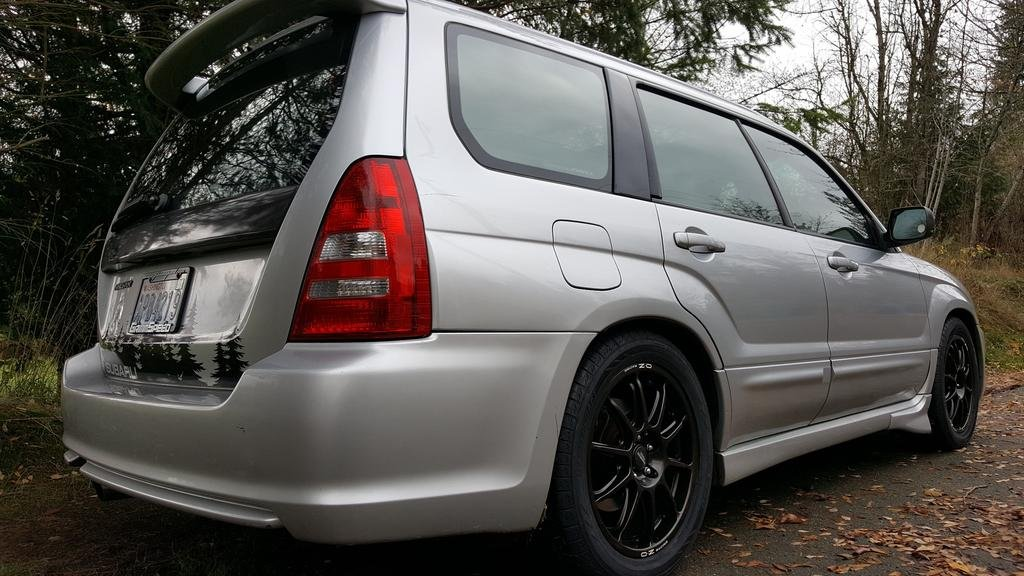 03-'05) - Another 05 FXT   Page 4   Subaru Forester Owners Forum