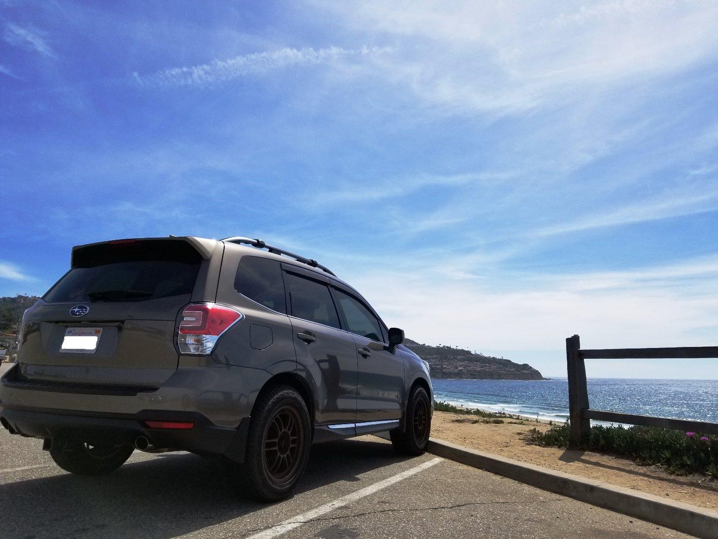 14-'18) - Waldo's 2017 F-XT Touring   Subaru Forester Owners