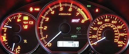 09-'13) - How to swap gauge cluster in an SH - 3rd Gen