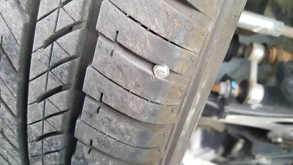 Nail In Tire Repair >> 14 18 How Close It Too Close To Sidewall For Plug Repair