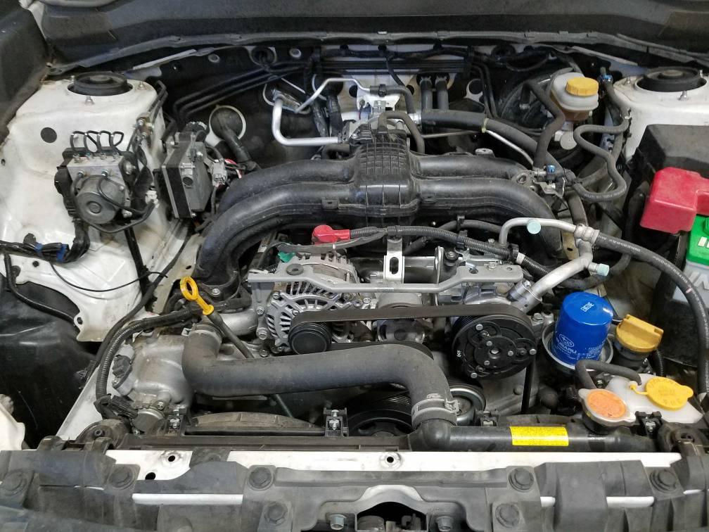 Subaru Oil Consumption >> 14 18 Fb Engine Short Block Swap For Oil Consumption