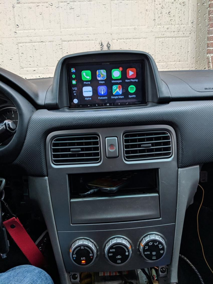 03-'05) - SG forester Android headunit ? | Subaru Forester