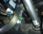 Mounted MPT Lockup Relay next to Brake Pedal.PNG