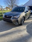 2017 Forester XT Touring