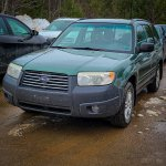 07 Forester X 2.5