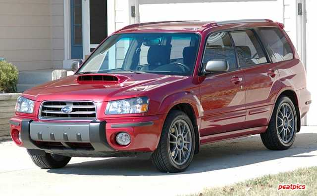 Red Forester Pictures Subaru Forester Owners Forum