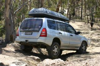 03-'05) - King spring and kyb ge-2 experience | Subaru