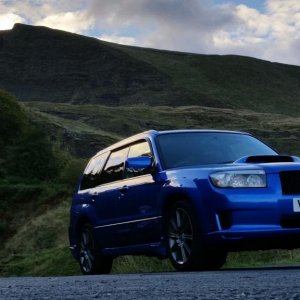 Forester SG9 Facelift STI Litchfield 330