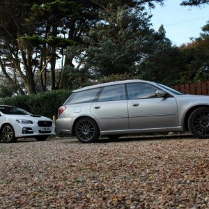 Legacy and Levorg