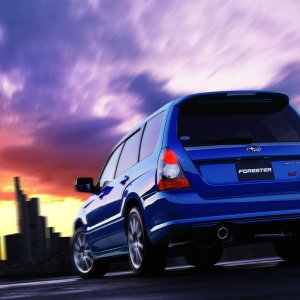 Subaru Forester Pictures