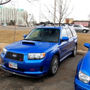 Forester STI