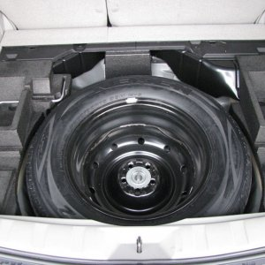 Full Size Spare for 2009 Forester