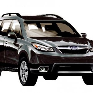 Forester Rendering