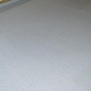 Closeups  Rust-Oleum Epoxy Paint Kit for garage floors