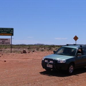 Love to explore the outback!