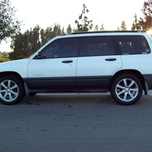 1999 Forester L