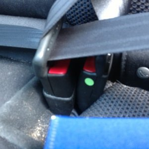 Subaru Forester Seatbelt Recall Pictures