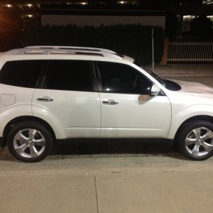 2013 xt touring tinted