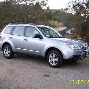 2013 Forester 2.5x