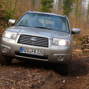 Forester MY06 - 2.0L - 158hp