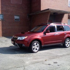 New pics of my 09 FXT