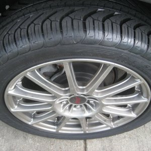 New Tires - Michelin Pilot Sport A/S 225/50/17