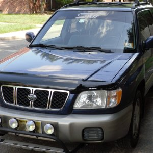 "JB's MY01 Forester ""S"""
