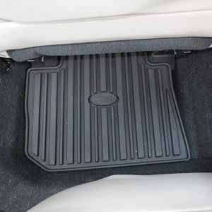 Impreza floormats in 2014 forester