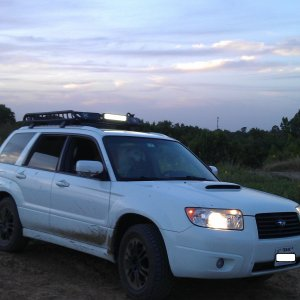'06 Subaru Forester XT -tRaiL