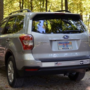 2014 Limited Forester