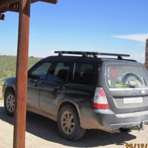Trip to the Khalagadi Transfrontier Park South africa