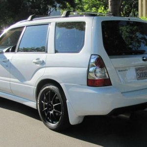 SubiGT's 2007 FXT MT in AWP