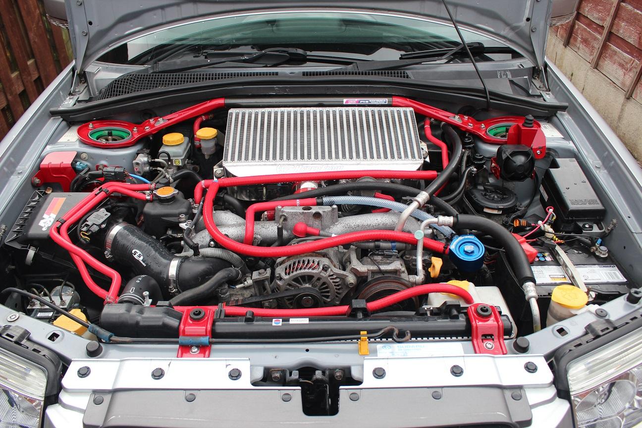 engine bay hose list    change - page 4